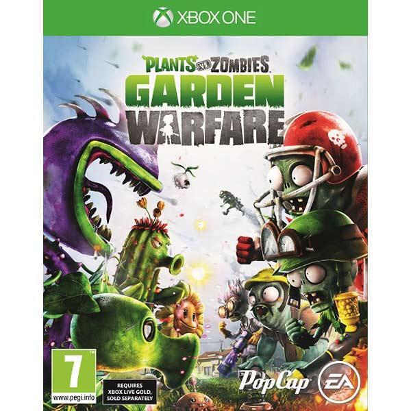 ��������� ��� Xbox One ����� Plants vs Zombies Garden Warfare
