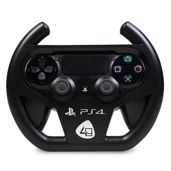 Аксессуар для игровой приставки PS4 A4Tech Руль Compact Racing Wheel (SLEH-00267/4G-4280)