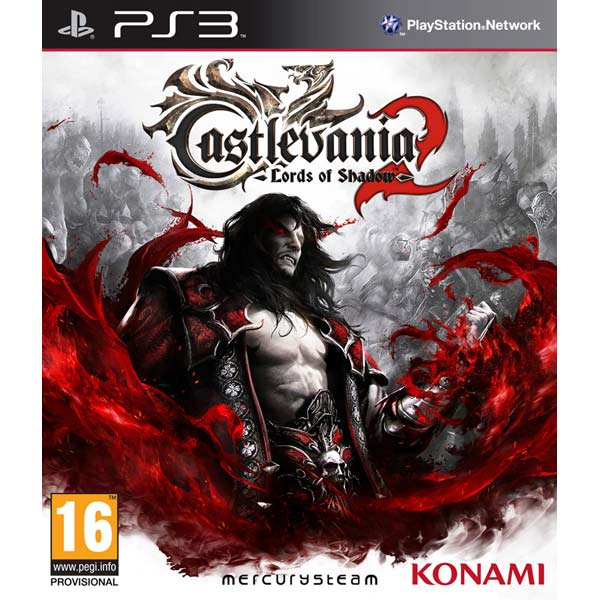 Игра для PS3 Медиа Castlevania: Lords of Shadow 2