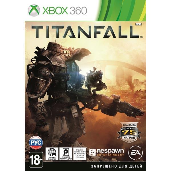 Игра для Xbox Медиа Titanfall