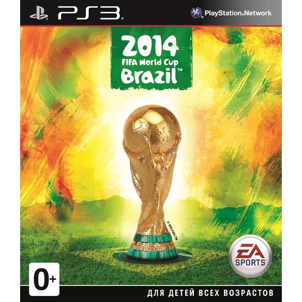 Игра для PS3 Медиа FIFA World Cup 2014