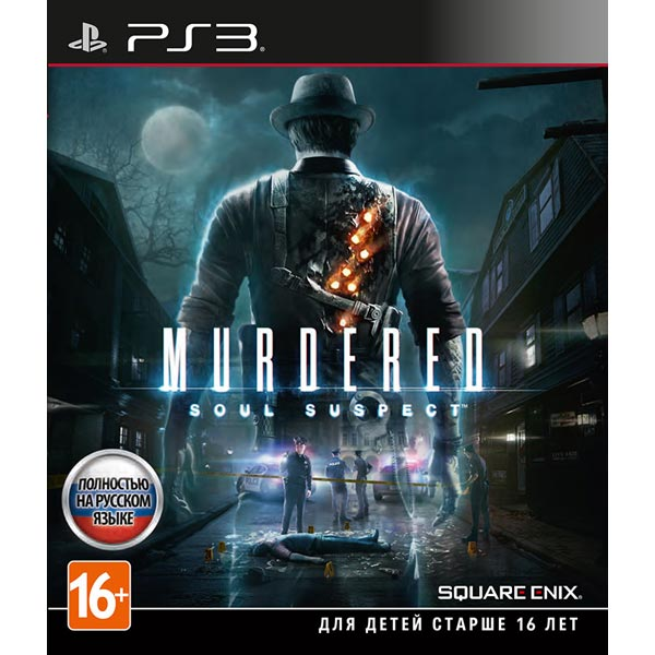 ���� ��� PS3 ����� Murdered:Soul Suspect