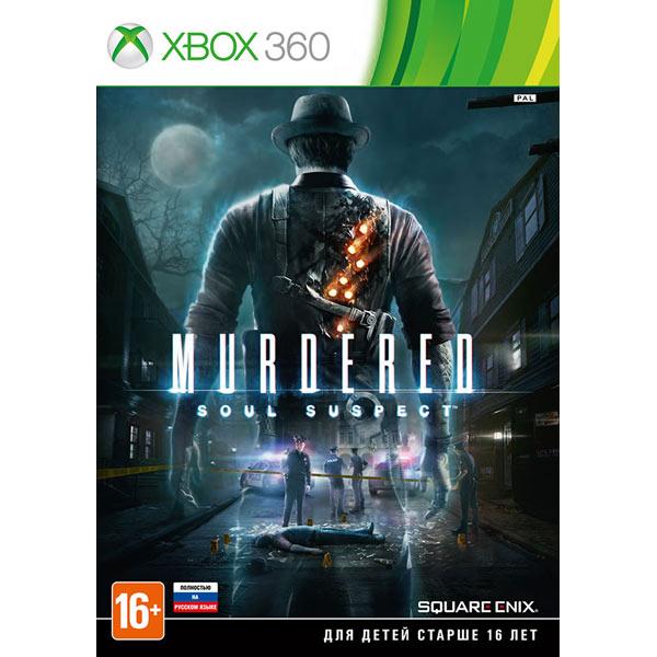 Игра для Xbox Медиа Murdered:Soul Suspect