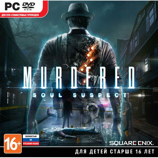 Игра для PC Медиа Murdered: Soul Suspect