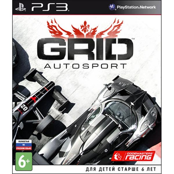 ���� ��� PS3 ����� Grid Autosport