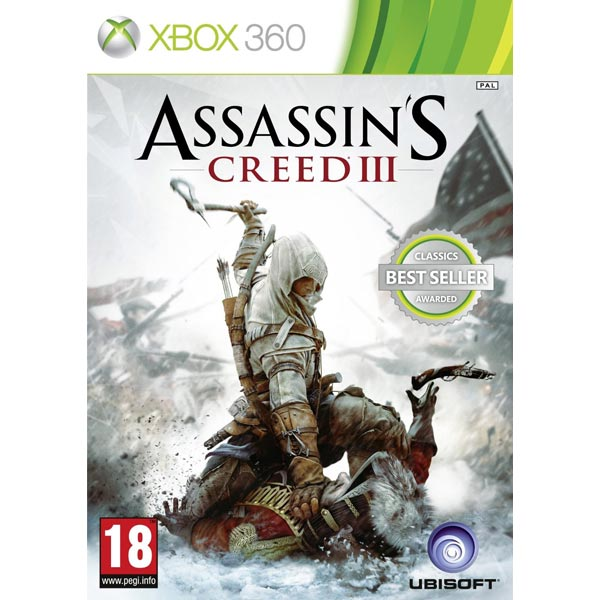 Медиа Assassins Creed III Classics