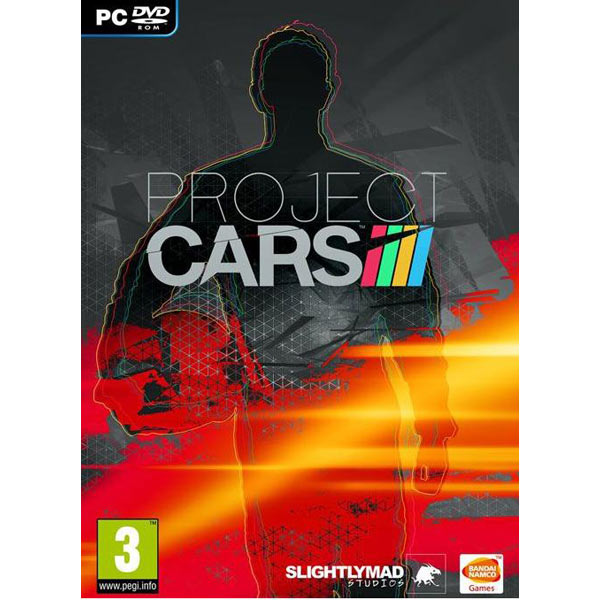 Игра для PC Медиа Project CARS Day One Edition