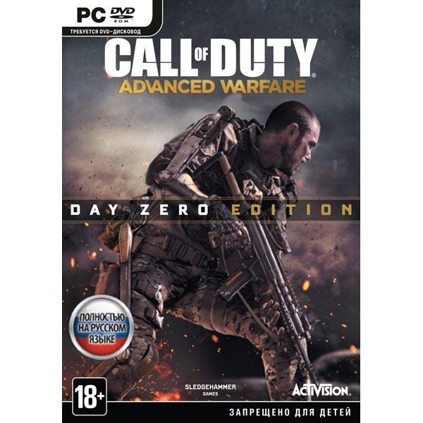 Игра для PC Медиа Call of Duty: Advanced Warfare. Day Zero Edition