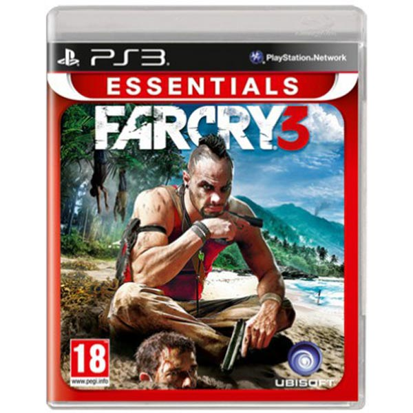���� ��� PS3 ����� Far Cry 3 Essentials