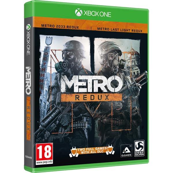Видеоигра для Xbox One Медиа Метро 2033:Возвращение