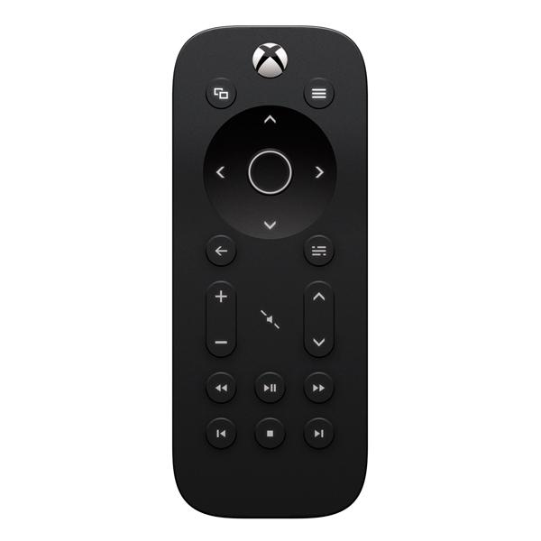 Аксессуар для игровой консоли Microsoft Media Remote (6DV-00006)