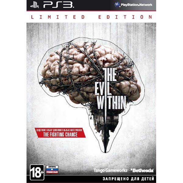 Игра для PS3 Медиа Evil Within. Limited Edition