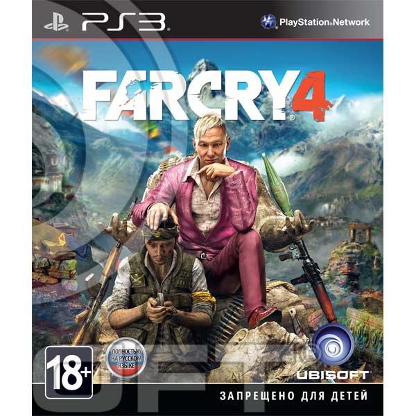 ���� ��� PS3 ����� Far Cry 4
