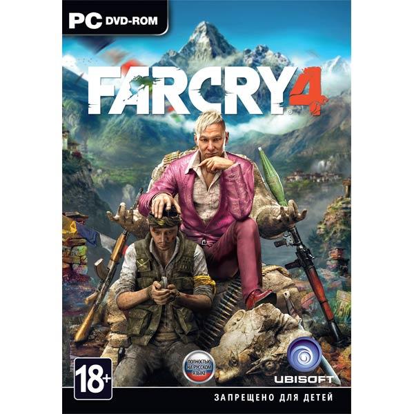 Игра для PC Медиа Far Cry 4