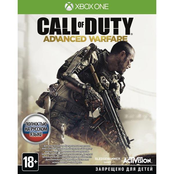 Видеоигра для Xbox One Медиа Call of Duty: Advanced Warfare