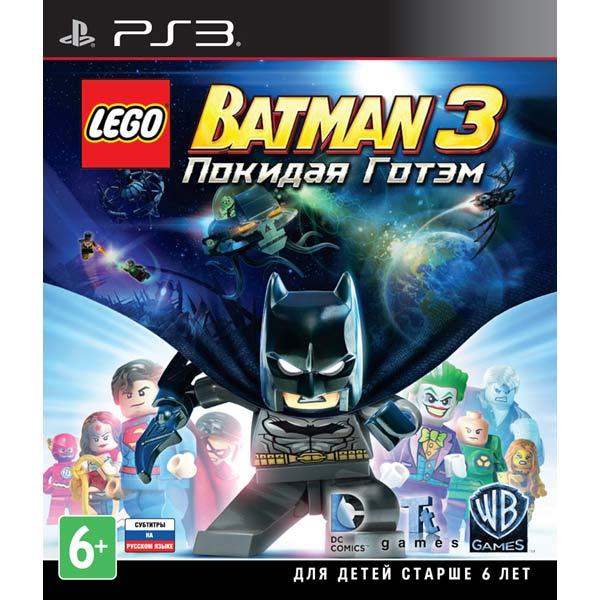 Игра для PS3 Медиа LEGO Batman 3. Покидая Готэм