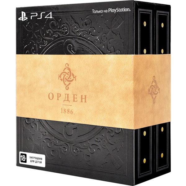 Видеоигра для PS4 Медиа Орден 1886 Коллекционное издание