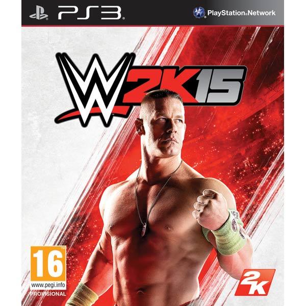 Игра для PS3 Медиа WWE 2K15