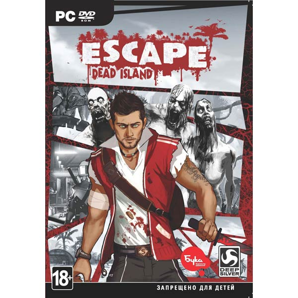 ���� ��� PC ����� Escape Dead Island