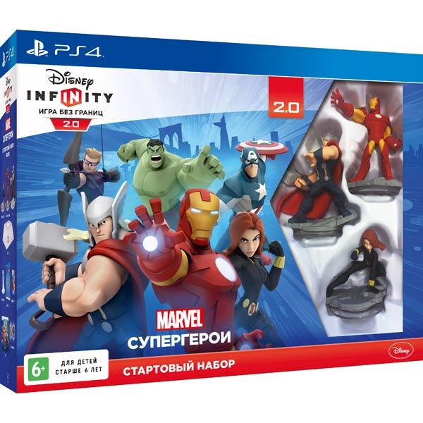 ��������� ��� PS4 ����� Disney. Infinity 2.0. ��������� �����