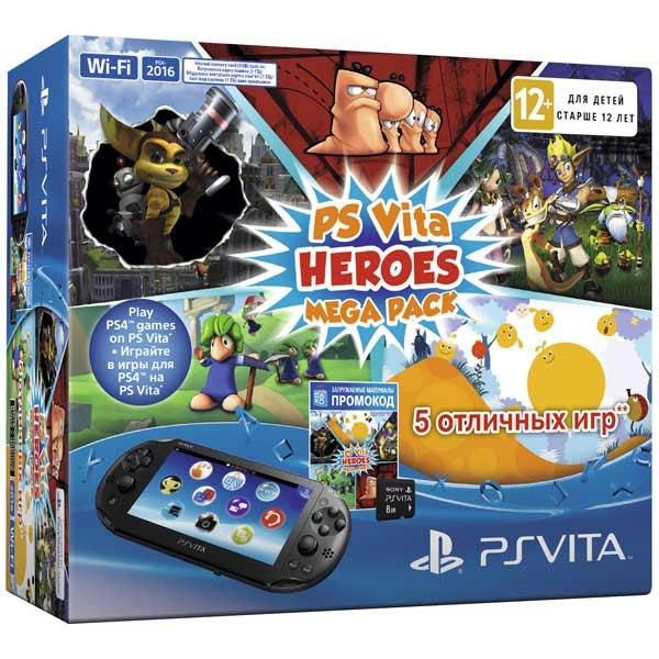 Игровая приставка PS Vita Sony