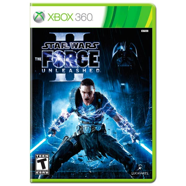 Игра для Xbox Медиа Star Wars The Force Unleashed II Classics