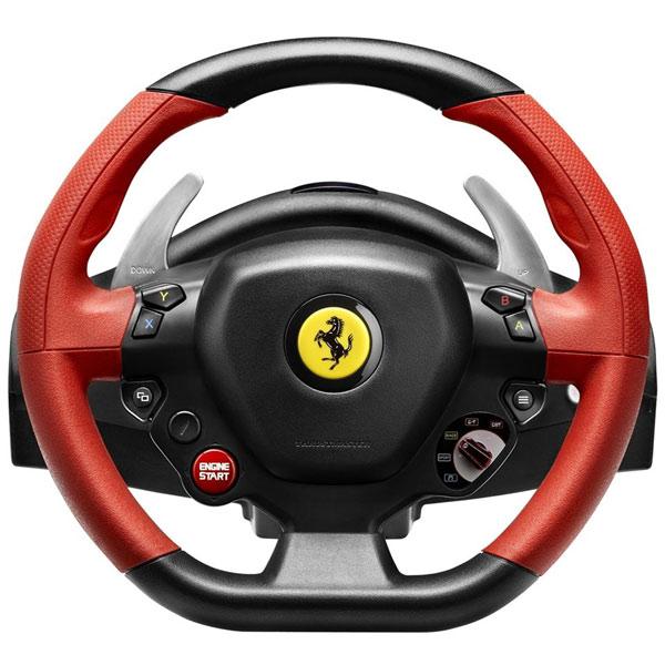 Аксессуар для игровой консоли Thrustmaster Руль Ferrari 458 Spider Racing (4460105)