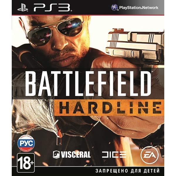 Игра для PS3 Медиа Battlefield Hardline