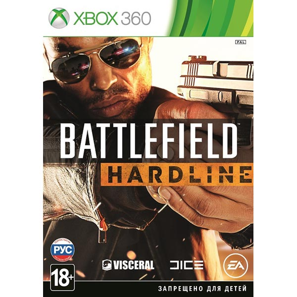 ���� ��� Xbox ����� Battlefield Hardline