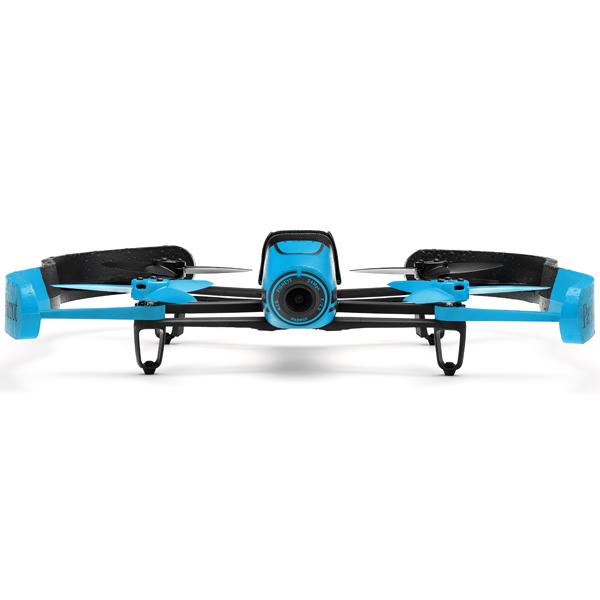 Радиоуправляемый квадрокоптер Parrot Bebop Drone Blue Area 3
