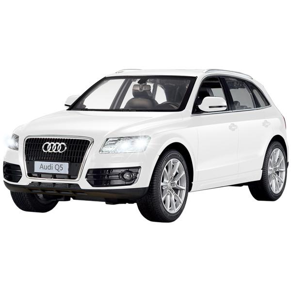 Радиоуправляемая машина 1toy Машина TopGear Audi Q5 1:14 (Т56676)