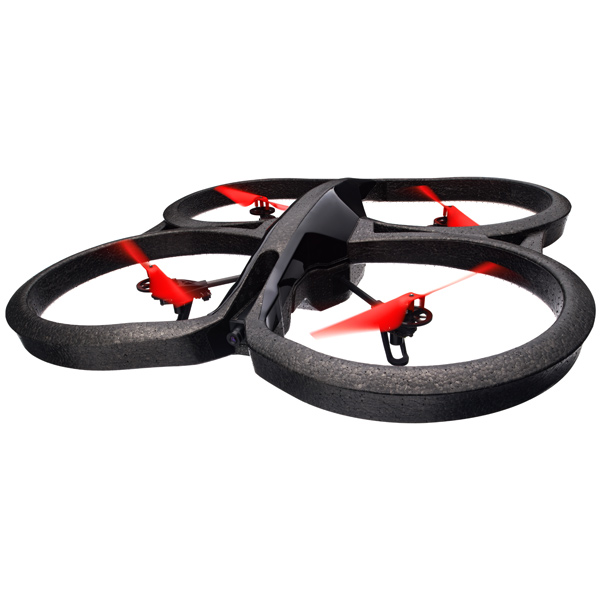 Радиоуправляемый квадрокоптер Parrot AR.DRONE 2.0 Power Edition Area 2