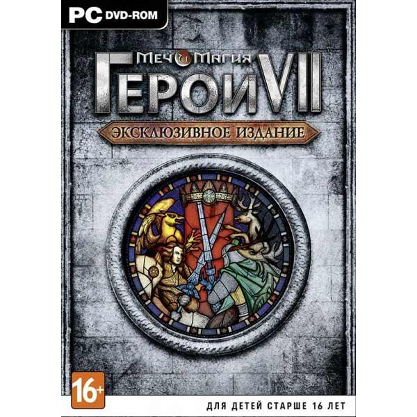 Игра для PC Медиа Герои меча и магии 7