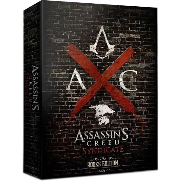 Игра для PC Медиа Assassin's Creed Синдикат.Колл.изд. Грачи