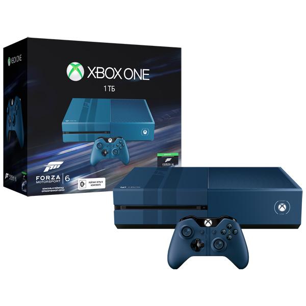 Игровая приставка Xbox One Microsoft