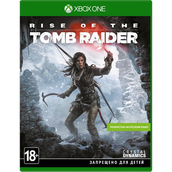 ��������� ��� Xbox One Microsoft Rise of the Tomb Raider
