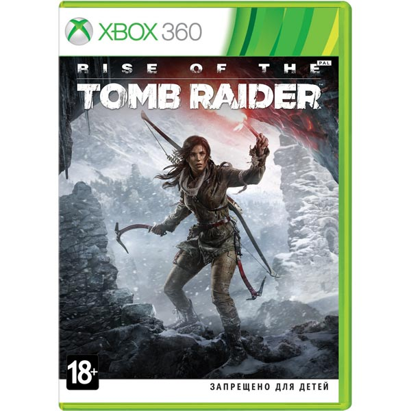 Игра для Xbox Microsoft Rise of the Tomb Raider