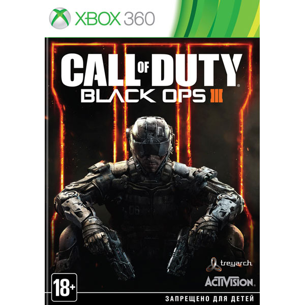 Игра для Xbox Медиа Call of Duty:Black Ops III