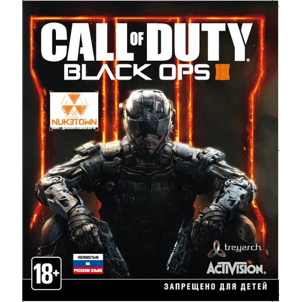 Видеоигра для Xbox One Медиа Call of Duty:Black Ops III Nuketown Edition