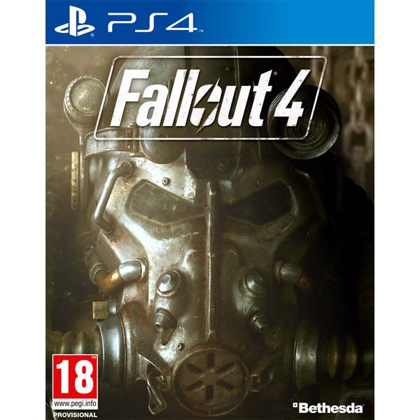 Видеоигра для PS4 Медиа Fallout 4