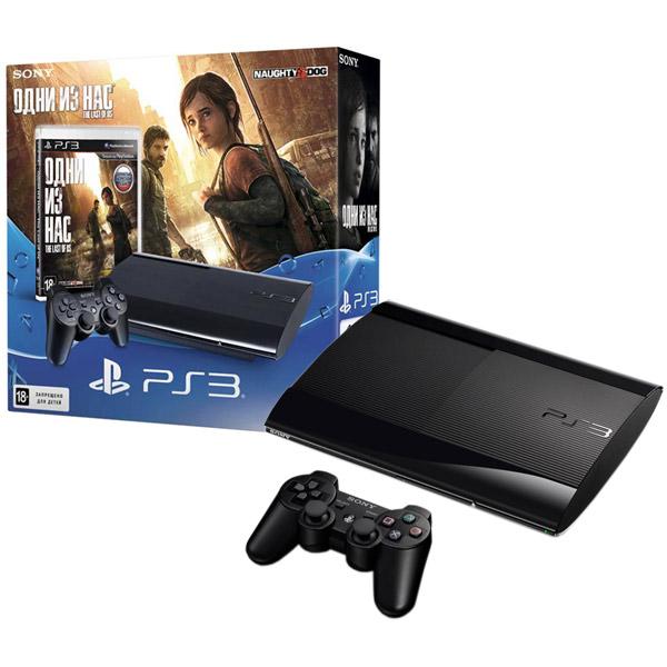 Игровая консоль PlayStation 3 Sony
