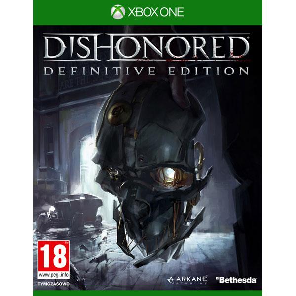 Видеоигра для Xbox One . Dishonored