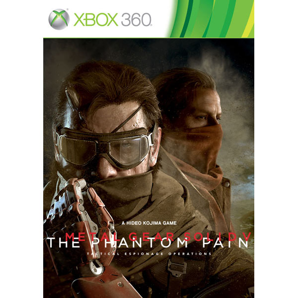 Игра для Xbox Медиа Metal Gear Solid V: The Phantom Pain