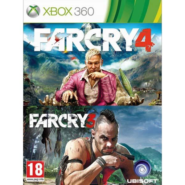 Игра для Xbox Медиа Far Cry 3 / Far Cry 4