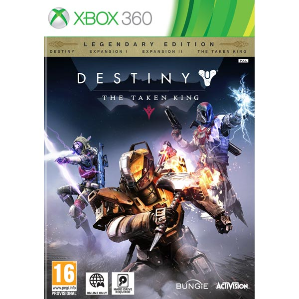 Игра для Xbox . Destiny: The Taken King