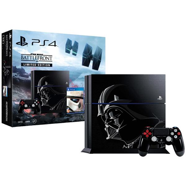 Игровая приставка PS4 Sony
