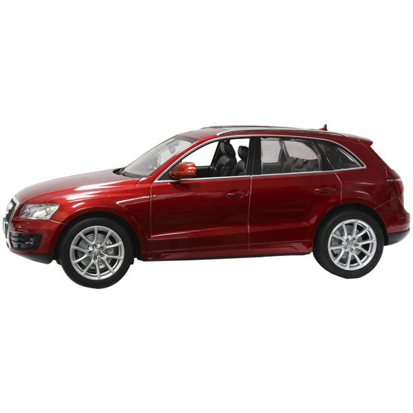 Радиоуправляемая машина 1toy Top Gear AUDI Q5 1:14 красная (Т56676)