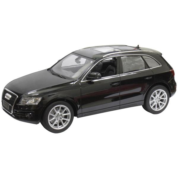 Радиоуправляемая машина 1toy Top Gear AUDI Q5 1:14 черная (Т56676)