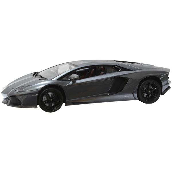 Радиоуправляемая машина 1toy Top Gear Lamborghini 700 1:14 серебристая (Т56681