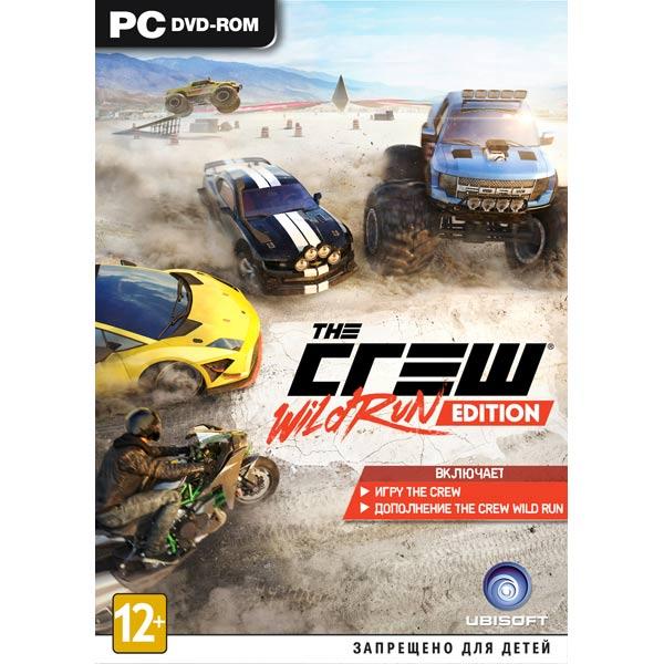 Игра для PC Медиа The Crew Wild Run Edition